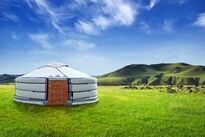 Bed and breakfast, B and B Yurt insolito